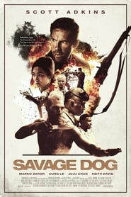 Poster Movie Savage Dog 2017