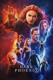 X-Men: Dark Phoenix (2019) Movie poster Ganool