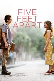 Five Feet Apart (2019) Movie poster on Ganool