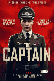 View The Captain (2017) Movie poster on cokeandpopcorn