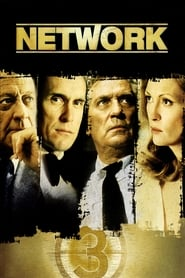 View Network (1976) Movie poster on Fmovies