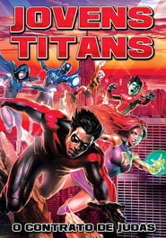 Poster Movie Teen Titans: The Judas Contract 2017