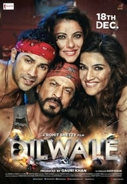 Dilwale (2015) poster on Fmovies