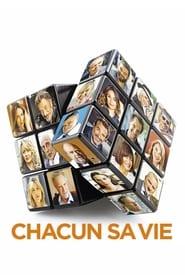 Poster Movie Chacun sa vie 2017