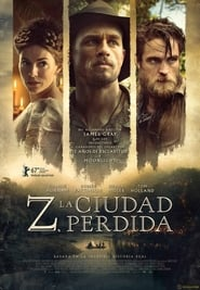 Poster Movie The Lost City of Z 2017