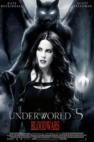 Poster Movie Underworld: Blood Wars 2016