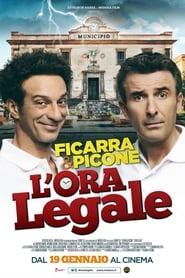 Poster Movie L'ora legale 2017