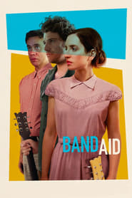 View Band Aid (2017) Movie poster on cokeandpopcorn.click