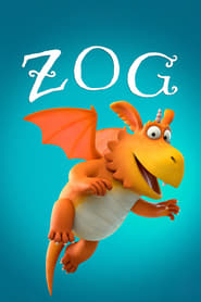 View Zog (2019) Movie poster on INDOXX1
