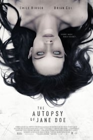 Poster Movie The Autopsy of Jane Doe 2016