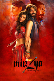 View Mirzya (2016) Movie poster on cokeandpopcorn