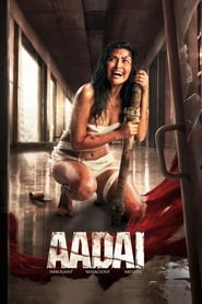 View Aadai (2019) Movie poster on INDOXX1