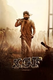 View K.G.F: Chapter 1 (2018) Movie poster on cokeandpopcorn.click