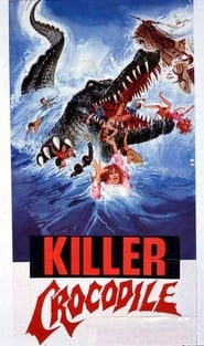 View Killer Crocodile (1989) Movie poster on INDOXX1