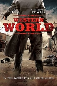 Poster Movie Western World 2017