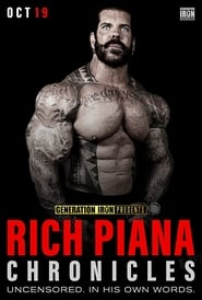 View Rich Piana Chronicles (2018) Movie poster on SoapGate