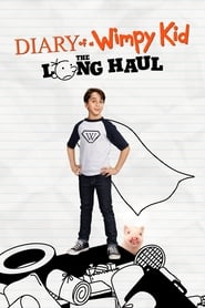 Poster Movie Diary of a Wimpy Kid: The Long Haul 2017