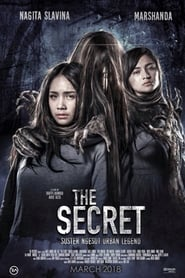 View The Secret: Suster Ngesot Urban Legend (2018) Movie poster on Ganool123