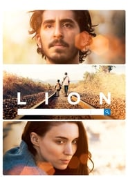 View Lion (2016) Movie poster on Ganool