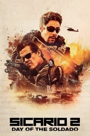 View Sicario: Day of the Soldado (2018) Movie poster on Ganool