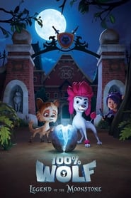 100% Wolf: The legend of the Moonstone