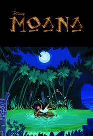 Poster Movie Moana 2016