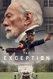 View The Exception (2017) Movie poster on cokeandpopcorn