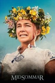 View Midsommar (2019) Movie poster on Ganool
