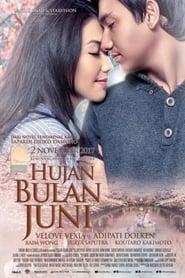 View Hujan Bulan Juni (2017) Movie poster on Ganool