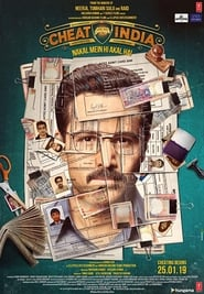 View Why Cheat India (2019) Movie poster on Ganool