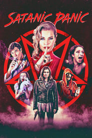 View Satanic Panic (2019) Movie poster on Ganool