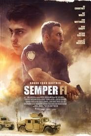 View Semper Fi (2019) Movie poster on Ganool