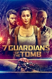View 7 Guardians of the Tomb (2018) Movie poster on cokeandpopcorn