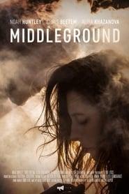 View Middleground (2017) Movie poster on INDOXX1