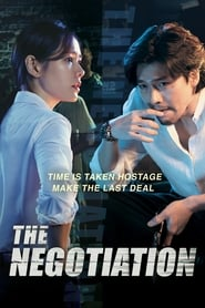 View The Negotiation (2018) Movie poster on Ganool123