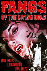 View Fangs of the Living Dead (1969) Movie poster on INDOXX1