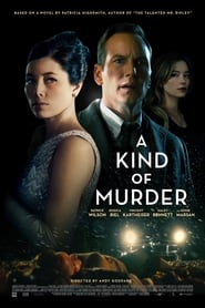 Poster Movie A Kind of Murder 2016