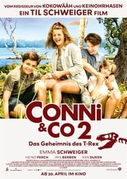 Poster Movie Conni und Co 2 - Rettet die Kanincheninsel 2017