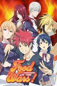Food Wars!: Shokugeki no Soma TV shows