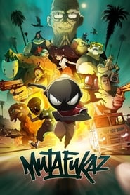 MFKZ (2018) Movie poster on Ganool