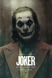 View Joker (2019) Movie poster on INDOXX1