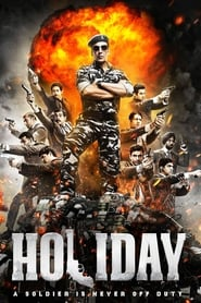 View Holiday (2014) Movies poster on Ganool