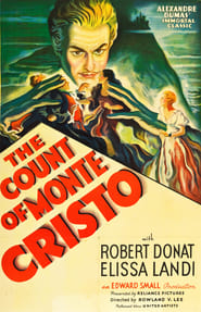 View The Count of Monte Cristo (1934) Movie poster on Ganool