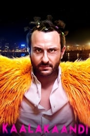 View Kaalakaandi (2018) Movie poster on Ganool