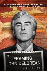 View Framing John DeLorean (2019) Movie poster on Ganool