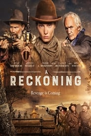View A Reckoning (2018) Movie poster on cokeandpopcorn.click