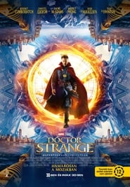 Poster Movie Doctor Strange 2016