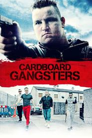 View Cardboard Gangsters (2017) Movie poster on Ganool
