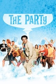 View The Party (1968) Movie poster on Ganool