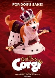 View The Queen's Corgi (2019) Movie poster on Ganool